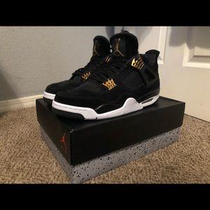 "Air Jordan 4 ""Royalty"" Size 12 9.9/10"